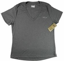 Women's Large Under Armour Tee Shirt UA RUN HeatGear Short Sleeve T-Shirt NEW
