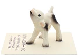 Hagen-Renaker Miniature Ceramic Cow Figurine Spotted Baby Calf image 2