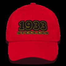 Steelers hat / 1933 Steelers / Steelers 1933 Cotton Cap image 7