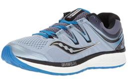 Saucony Hurricane ISO 4 Size US 10 M (D) EU 44 Men's Running Shoes Gray S20411-2