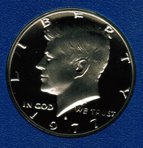 1977 S  Proof Kennedy Half Dollar CP2016 - $4.75