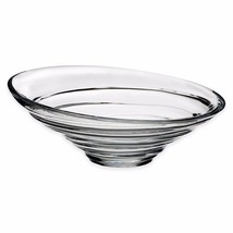 Nambe Crystal Tornado 12-Inch Centerpiece BOWL NEW IN THE BOX - $98.99
