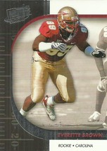 2009 Press Pass SE #29 Everette Brown  - $0.50