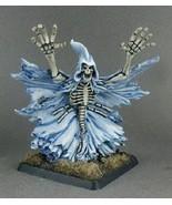 Nightspectre Necropolis Hero Reaper Miniatures Warlord Undead Ghost Spirit Demon - $11.38