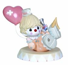 Precious Moments I've Fallen for You Clown Porcelain Collectible Figurin... - $18.18