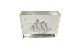 Sailboat in glass box thumb200
