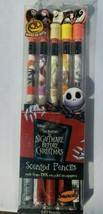Tim Burtons nightmare before Christmas scented pencils New Scentco Smenc... - $17.35