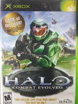 Halo: Combat Evolved Microsoft Xbox Green Case - $14.98