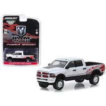 2016 Dodge Ram 2500 Power Wagon Pickup Truck Bright White Clearcoat Hobb... - $12.46