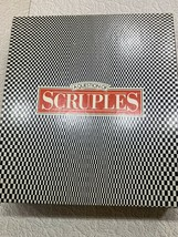 A Question Of Scruples - The Game Of Moral Dilemmas 1986 # 4619 Milton B... - $18.65