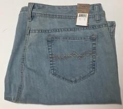 Women's Bermuda Jeans Shorts Sz 14 Hannah Denim image 6