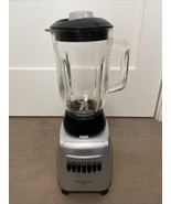 GUC Black and Decker Gray 6-cup Spanish Version Crushmaster Pro Blender ... - $40.00