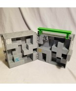 Minecraft Mini Figure Collector Case Mine Craft Case Only No Figures Dis... - $11.69