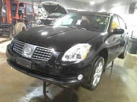 2006 Nissan Maxima Driver Seat Belt & Retractor Only Black - $71.28