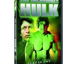 The Incredible Hulk: Season Two (Full Frame) DVD New Free Shipping