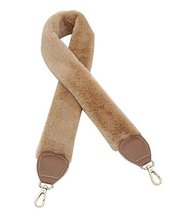 Fashion Plush Bag Replacement Strap, 39inch Length 1.9inch Width [C] - £12.58 GBP