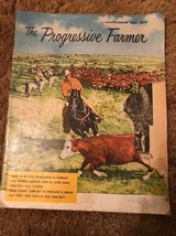 The Progressive Farmer  Magazine-SEPTEMBER,1961 - $3.96