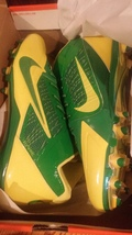 Alpha Pro 3/4 TD Oregon Duck Baseball or Football Cleats 2 Color Variations - $50.00