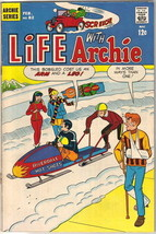 Life With Archie Comic Book #82, Archie 1969 FINE- - $9.74