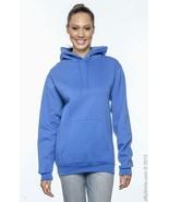 Champion Double Dry Eco Fleece Pullover Training Hoodie Unisex XL Blue S700 - $25.00