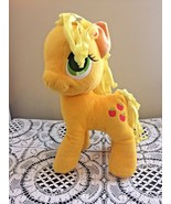 MY LITTLE PONY Plush Toy Yellow Applejack Friendship is Magic 11 Inch - $7.99
