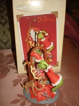 Hallmark 2004 Dr Seuss The Grinch And Max Stole Christmas Ornament In Orig Box - $29.95