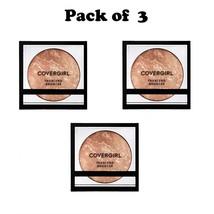 Pack of 3 CoverGirl tru Blend Bronzer, Bronze 200 - $25.00