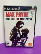 Max Payne 2: The Fall of Max Payne (Sony PlayStation 2, 2003) PS2 NEW SEALED - $29.69