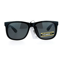 Polarized Lens Sunglasses Classic Square Unisex Fashion Anti-glare UV400 - $12.95