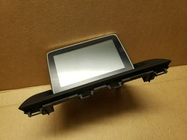 2014-16 Mazda 3 Info Information Navigation Display Screen System BHP1-61-1J0 image 3