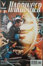 """Valiant #7: HARBINGER December 2012 """"T"""" - $1.95"""