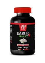 odorless garlic bulb - ODORLESS GARLIC & PARSLEY 600mg - boost immune system 1B - $14.92