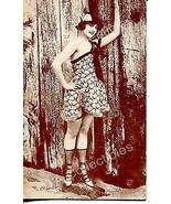 HARRIET HAMMOND-SILENT FILM STAR-ARCADE CARD-1920! G - $21.73