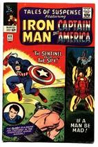 Tales of Suspense  #68 comic book 1965- Iron Man- Captain America Silver Age VF - $116.01