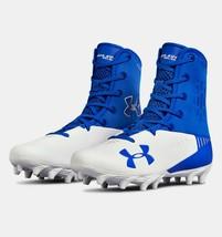 Under Armour Mens Highlight Select MC Football Cleats Blue 3000413-400 S... - $29.69