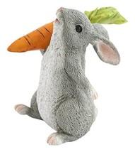 Top Collection Miniature Fairy Garden and Terrarium Rabbit Holding Carro... - $15.59