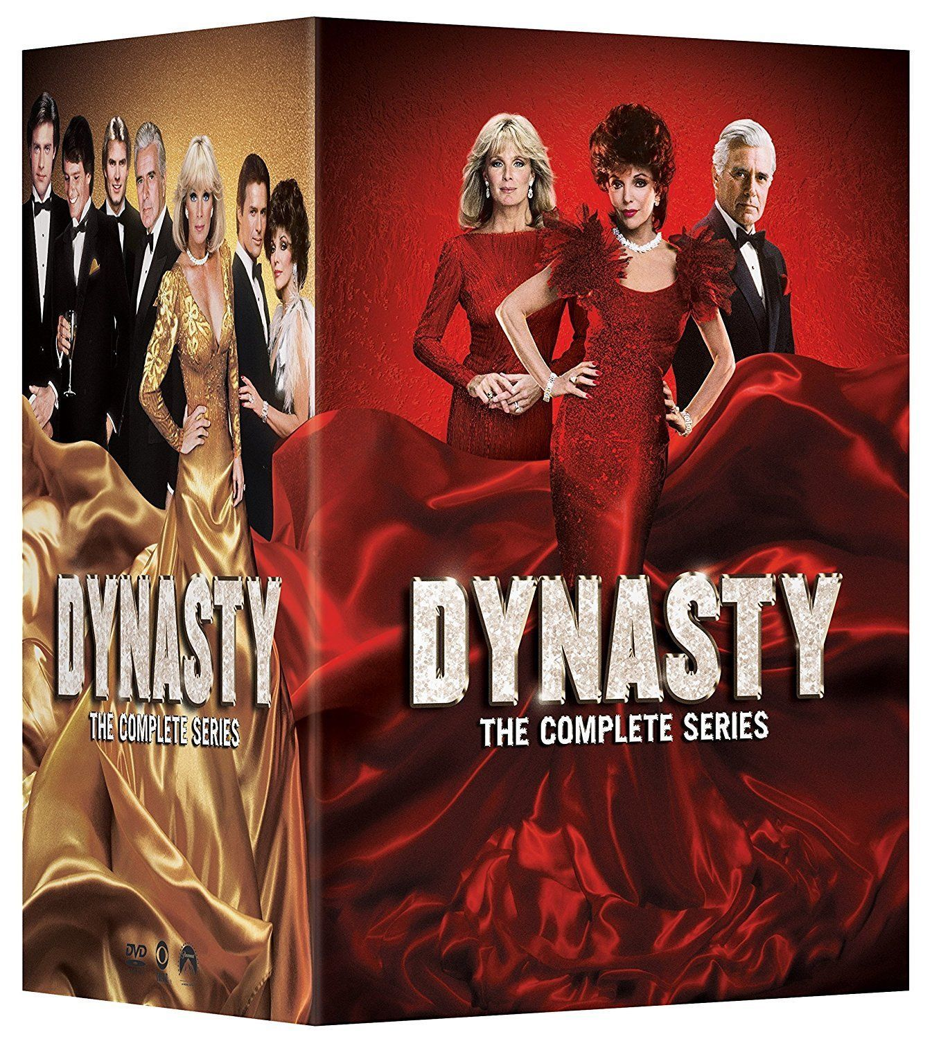 Dynasty Complete TV Series Season 1-9 (1 2 3 4 5 6 7 8 9) NEW 57-DISC DVD SET