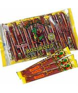 Bazukazo Tarugos Tamarindo Con Chile Mexican Tamarind Candy Sticks 20 Pcs - $15.00