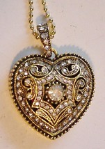 Crystal Pendant w/ 8GB Drive Stunning Unsigned - $39.95