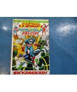 Captain America and the Falcon # 145  FINE Condition 1972 Marvel Comics - $8.00