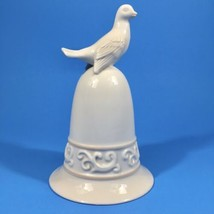 "Vintage 1981 Avon The Tapestry Collection Lovely ""Dove"" Porcelain Bell - $12.16"