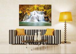 3D Sehr große Wasserfall 342 Fototapeten Wandbild BildTapete Familie AJSTORE DE - $36.55+
