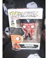 FUNKO POP FALLOUT 4 HANCOCK FIGURE #77 VIDEO GAME PS4 XBOX ONE ZOMBIE PI... - $15.83