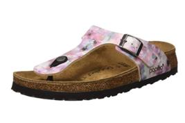 BIRKENSTOCK Papillio Gizeh Pixel Rose sandal SOFT footbed NORMAL US 9 EU 40 - $64.01