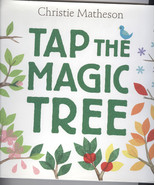 Tap the Magic Tree Board Book by Vhristie Matheson - $9.99