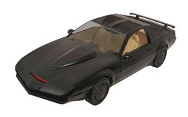 1:15 Scale Knight Rider Kitt with Lights & Sounds Diamond Select Electro... - $161.54