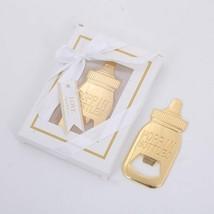Bottle Opener Creative Feeding Nursing Bottle Metal  Favors And Gifts Fo... - £3.96 GBP