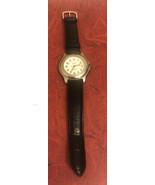 BIJOUX TERNER Men's Quartz Watch 300-1000FT Water Resistant w/ Metal Ban... - $14.85