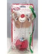 Kids Preferred Baby's First Christmas Rudoph Rainstick Rattle - $7.87