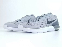 Nike Air Max Typha Mens Training Shoes Gray Black White 820198 002 Size 13 - $69.30